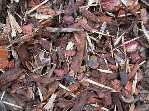 Fir Fiber Mulch