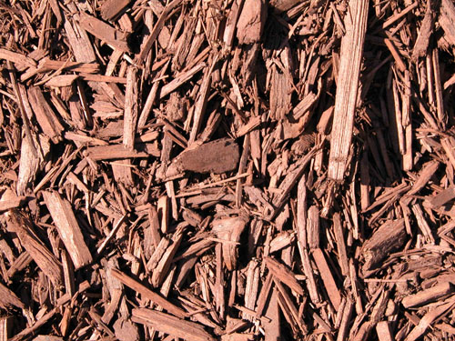 Harvest Brown Mulch