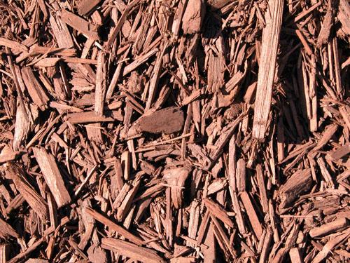 Harvest Brown Mulch