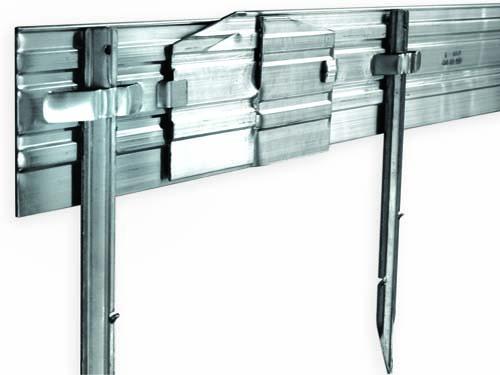 Permaloc Aluminum Edging