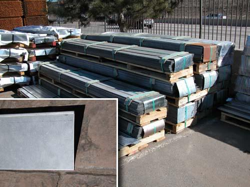 Galvanized Rolltop Steel Edging