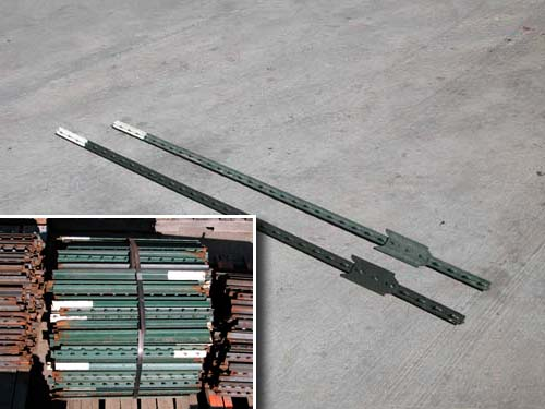 Steel T Postsdirect Landscape Supply