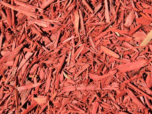 Harvest Red Mulch